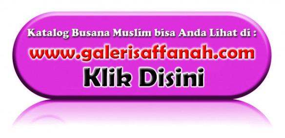 Pusat Grosir Busana Muslim dan Fashion Wanita