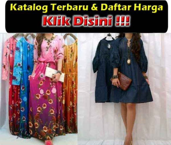 Baju Gamis Murah di Surabaya