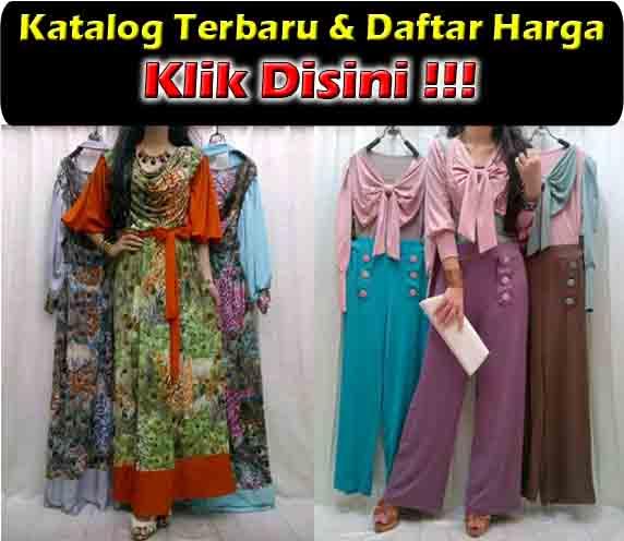Jual Baju Muslim Fashion Jual Baju Muslim Eceran Di