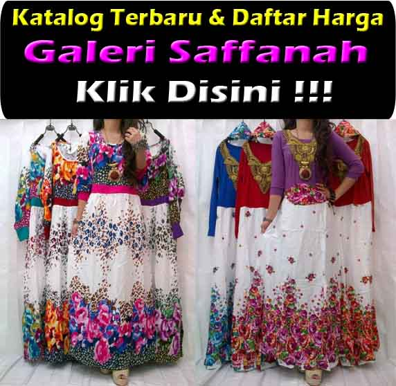 jual gamis maxi dress muslim murah