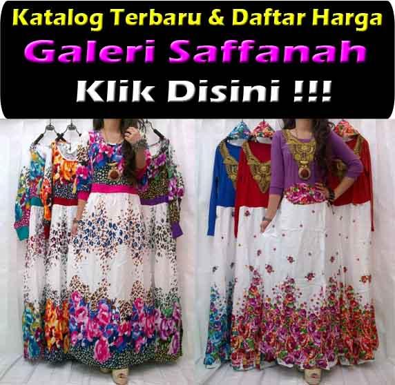 Jual Gamis Maxi Dress Online Shop Indonesia Grosir Baju Gamis