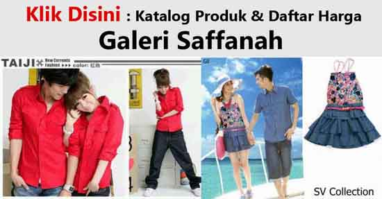 Jual Baju Fashion Korea Couple Trendy