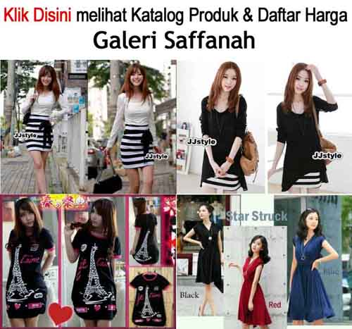 Jual Baju Fashion Korea Murah di Facebook
