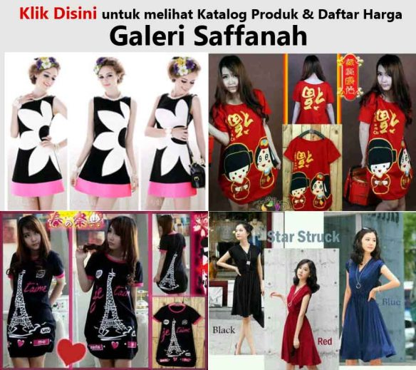 Jual Baju Fashion Korea