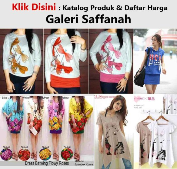 Jual Baju Fashion Gaul Modis