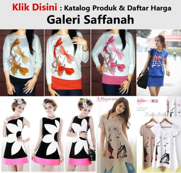 Jual Baju Fashion Korea Casual Murah di Facebook